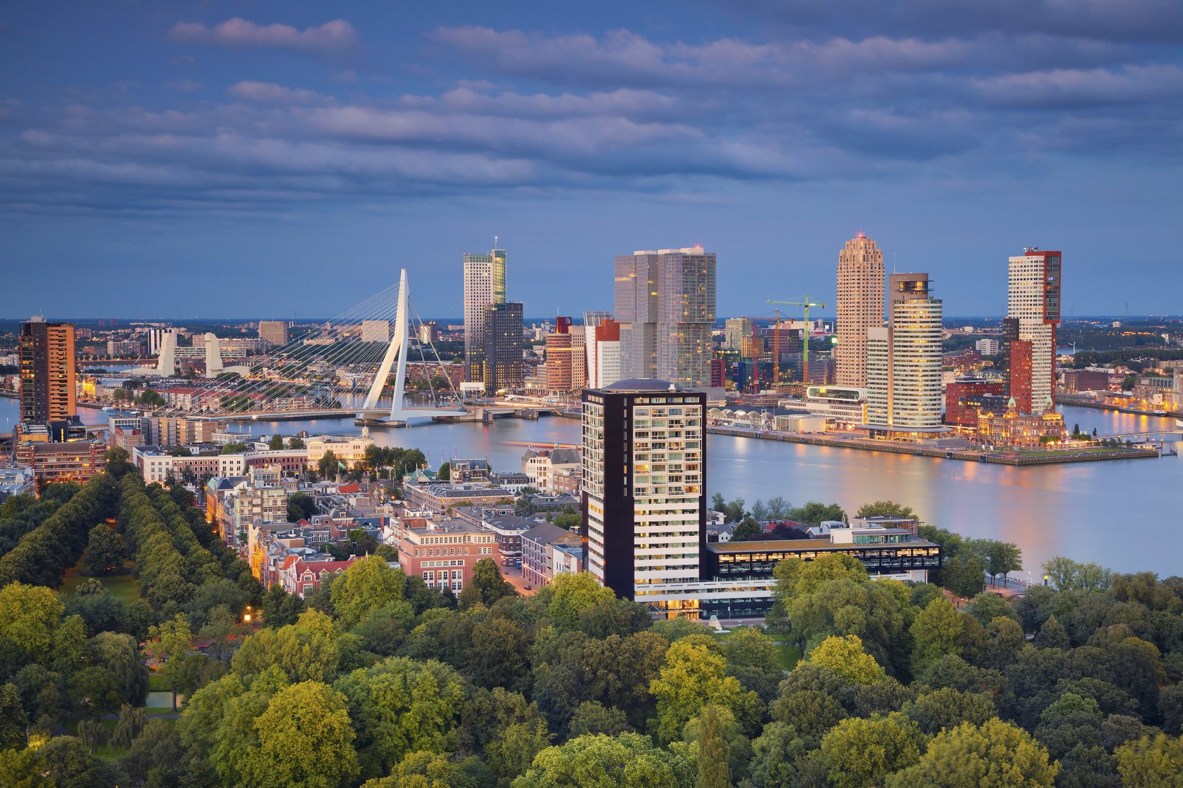 Touringcar Rotterdam